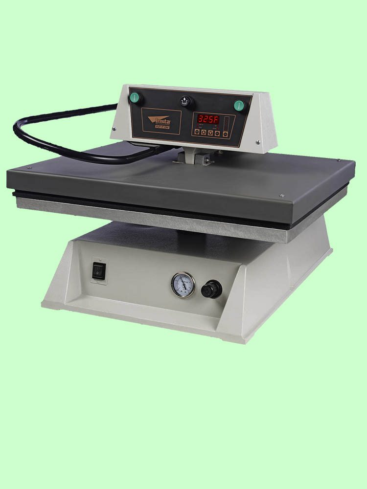 automatic heat press machine