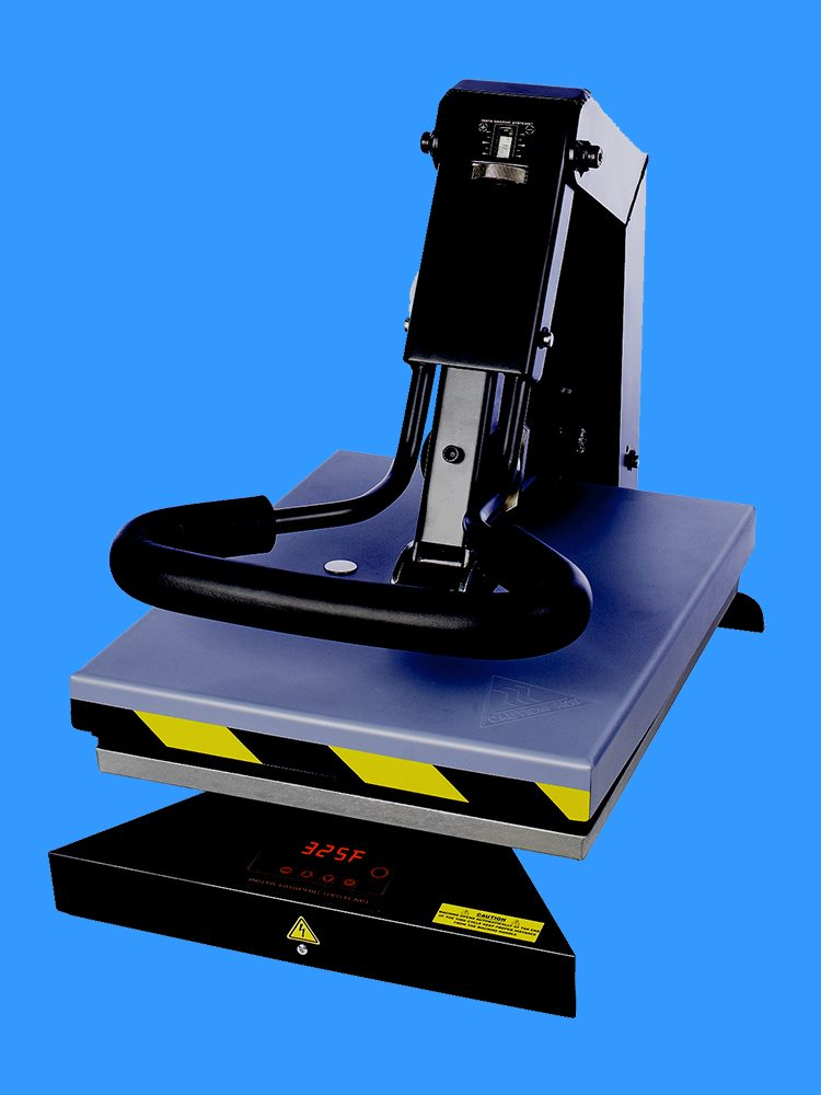 Heat press machine for t shirts or custom transfers best for Heat press decals for t shirts