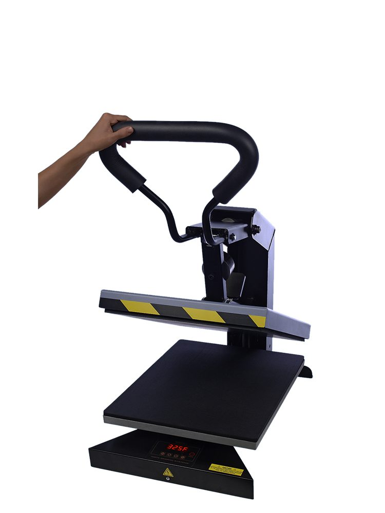 Manual Heat Press
